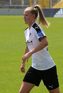 Lea Schüller German association football player