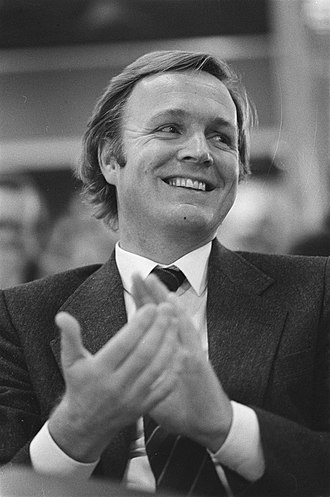 Democrats 66 - Jan Terlouw, Leader from 1973 until 1981.