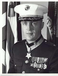 Howard V. Lee United States Marine Corps Medal of Honor recipient