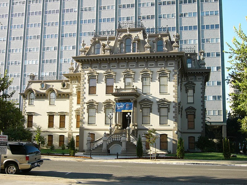 File wikimedia commons for Leland house