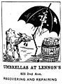Lennon's Umbrellas (1908) (ADVERT 483).jpeg