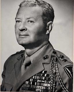 Leo D. Hermle US Marine Corps officer