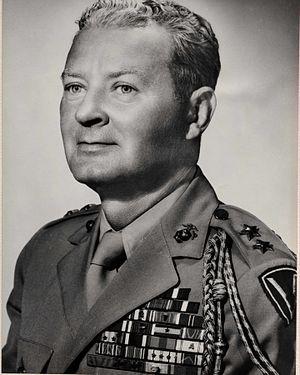 Leo D. Hermle - MG Leo D. Hermle, USMC
