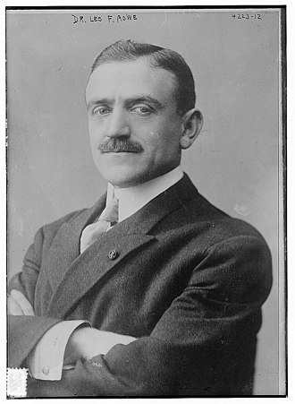 Leo Stanton Rowe - Image: Leo Stanton Rowe in 1917