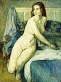 Leon Kroll - Nude in a Blue Interior, 1919.jpg