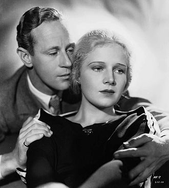 Leslie Howard (actor) - Image: Leslie Howard Ann Harding in The Animal Kingdom