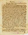 Letter of Baron de Carondelet, New Orleans, to Messrs. Josef de Jaudenes and Josef Ignacio de Viar, October 28, 1793.jpg