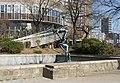 Liège, sculptuur op l'Avenue Maurice Destenay foto14 2017-03-26 16.51.jpg