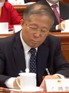 Li Hongzhong Secretary of Chinese Communist Party of Tianjin