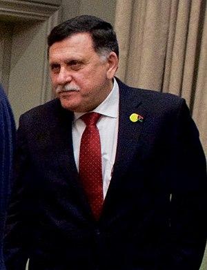 Fayez al-Sarraj - Image: Libyan Prime Minister Fayez al Sarraj