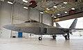 Lieutenant General Kenneth S. Wilsbach Flying F-22 Raptor.jpg