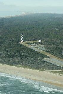 Cape Hatteras National Seashore protected area