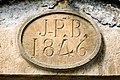 Linteau daté de 1846. Roches-lès-Blamont.jpg