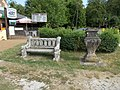 Listed vase and bench E in Fonyód, 2016 Hungary.jpg