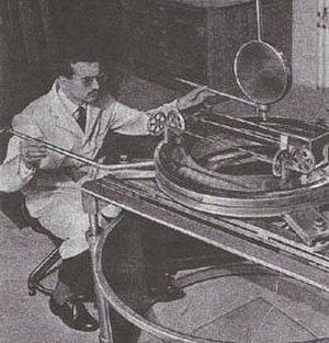 Allais effect - Allais's paraconical pendulum