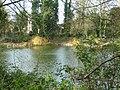 Little Pit Fishery - geograph.org.uk - 288879.jpg