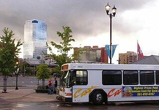 Rock Region Metro