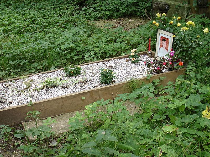Grave of Alexander Litvinenko