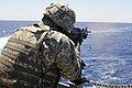 Live-fire gunnery at sea (13276816313).jpg
