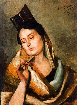 Ángel Lizcano Monedero - Spanish Lady