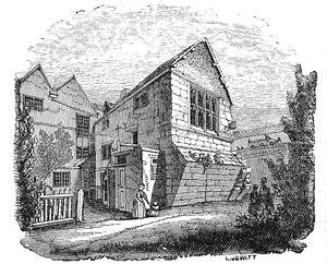 Llewellynn Jewitt - St. Mary's Bridge Chapel, Derby