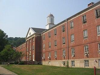 Lock Haven University of Pennsylvania - Russell Hall