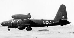Lockheed P2V-5 Neptune MR.1 51-15965 217 Sqn Ringway 25.08.53