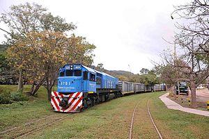 Belgrano Cargas y Logística - Image: Locom gt 22 trenesarg