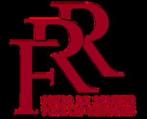 Pensions Reserve Fund (France) - Image: Logo du FRR