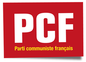 French Communist Party - Image: Logopcf 13