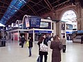 London Victoria Station Concourse - geograph.org.uk - 665210.jpg