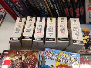 Lone Wolf and Cub - Volumes 1 through 6 of the Dark Horse Omnibus