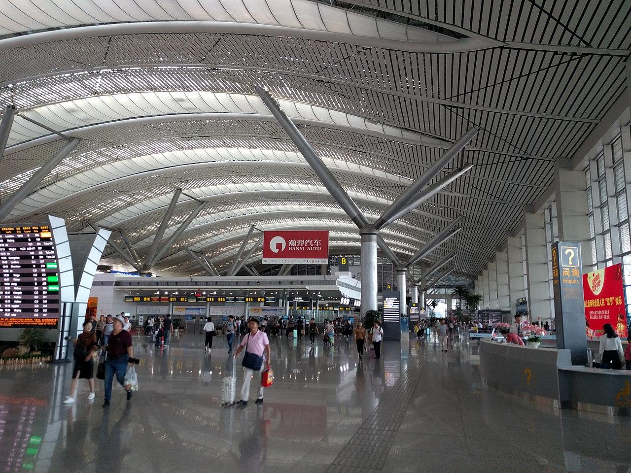 Guiyang Longdongbao Airport  — World's Most unpunctual airports