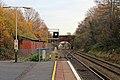 Looking east, Hunts Cross railway station (geograph 3787208).jpg