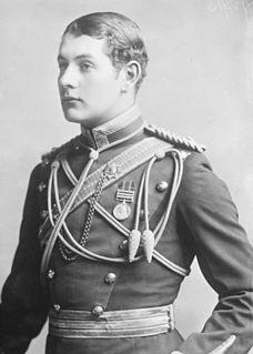 George Cholmondeley, 5th Marquess of Cholmondeley British tennis player