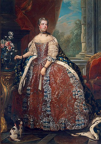 Fils de France - Image: Louise Elisabeth of France Parma