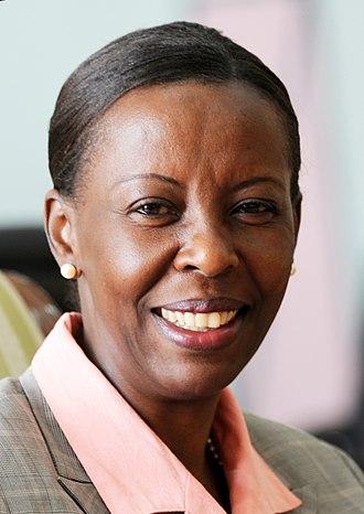Louise Mushikiwabo - Image: Louise Mushikiwabo, 2008 (cropped)