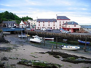 Lower Largo - Lower Largo, Fife, Scotland