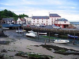 Lower Largo - Lower Largo, Fife, Scotland