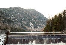 Lower Ausable Lake view of Mt Colvin.jpg