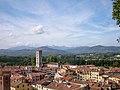 Lucca, Torre Guinigi zu S. Frediano 2011-09.jpg