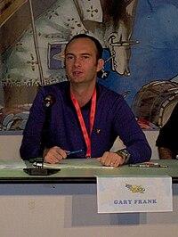Lucca Comics 2010 - Gary Frank 01.jpg