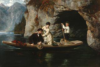 Ludwig Thiersch German artist