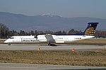 Lufthansa Regional (Augsburg Airways) Bombardier DHC-8-402 Q400 D-ADHB (21516365026).jpg