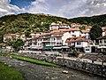 """Lumi """"Lumbardhi"""", shtëpitë dhe kalaja në Prizren.jpg"""