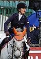 Luna Marie Schweiger mit Tikeur - Deutsches Spring-Derby 2015.JPG