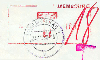 Luxembourg stamp type PD1.jpg