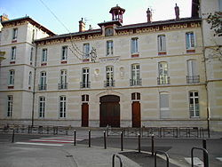 Image illustrative de l'article Lycée Champollion (Grenoble)