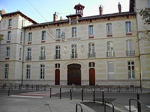 Joseph Auguste Émile Vaudremer - Lycée Champollion at Grenoble