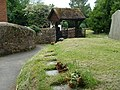Lych gate, Plymtree church - geograph.org.uk - 1320423.jpg